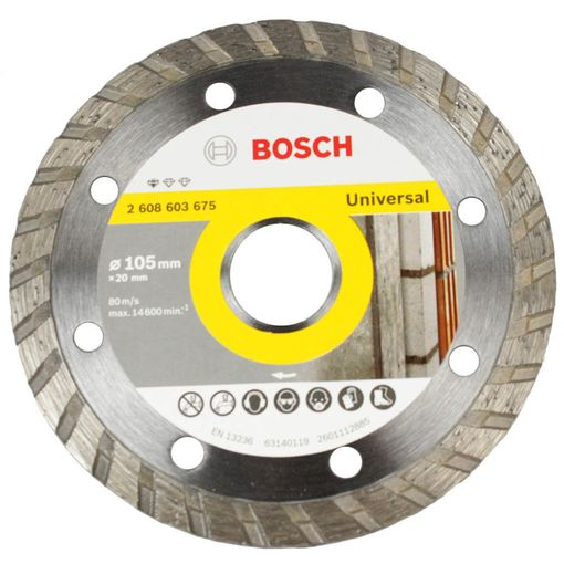 Discos-Diamantado-Standard-Turbo-Universal-105mm-Bosch