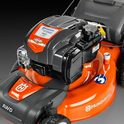 Cortador de Grama a gasolina Husqvarna HU725AWDH 3,6 HP