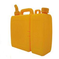 Bombona Conjugada Gasolina e Óleo 5 x 2,5 Litros