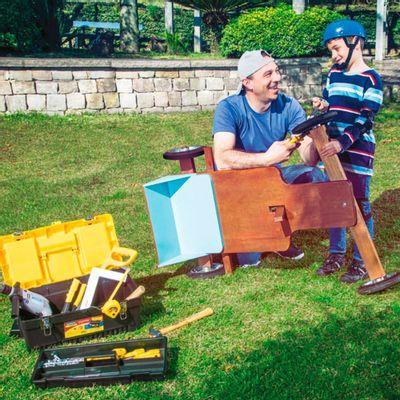 Caixa Plástica Tramontina para ferramentas 17 Pol