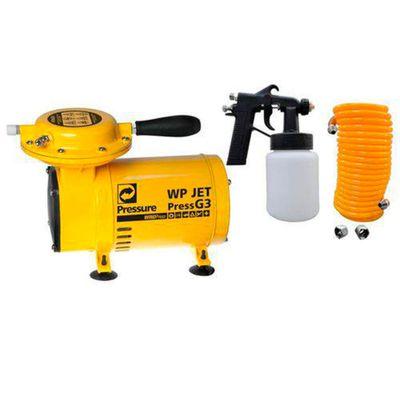 Compressor de ar direto Pressure WP Jet Press G3 com Kit