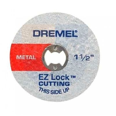 Disco de Corte Dremel EZ Lock EZ456