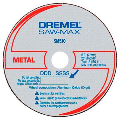 Disco-de-Corte-Dremel-Saw-Max-SM510
