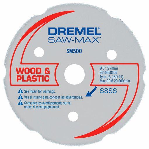 Disco-de-Corte-Dremel-Saw-Max-SM500