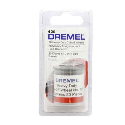 Kit-Disco-de-Corte-Dremel-420-com-20-pecas
