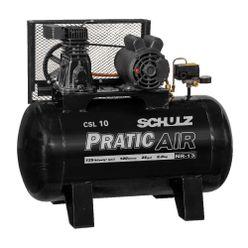 Compressor-de-Ar-Schulz-10-pes-100-litros-Pratic-Air-CSL