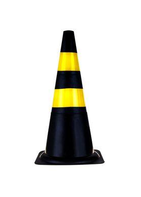 Cone-para-Sinalizacao-Plastcor-PLT-75cm-Amarelo-Preto-17-Kg