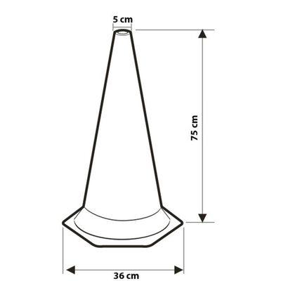 Cone-para-Sinalizacao-Plastcor-PLT-75cm-BrancoLaranja-17-Kg
