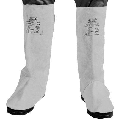 Perneira de Raspa Zanel com Fechamento em Velcro - Diafer 785afe6f66