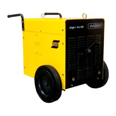 Maquina-de-Solda-Retificadora-Esab-Origo-Arc-420