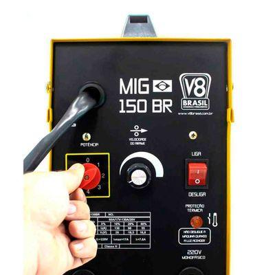 Maquina-de-Solda-Mig-V8-Brasil-150-BR-sem-gas