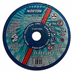 Disco-de-Corte-Norton-A60T-BF41-Industrial-Line-3-Polegadas