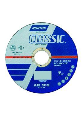 Disco-de-Corte-Norton-AR-102-para-Inox-4.1-2-Polegadas
