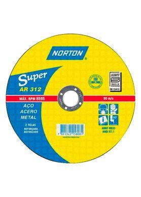Disco-de-Corte-Norton-AR-312-Super-14-Polegadas