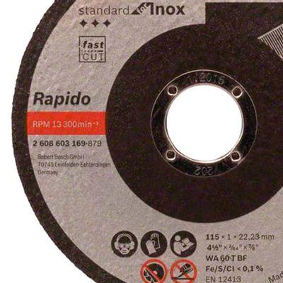Disco-de-Corte-Bosch-Standard-for-Inox-4.1-2-Polegadas