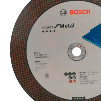 Disco-de-Corte-Bosch-Expert-for-Metal-12-Polegadas