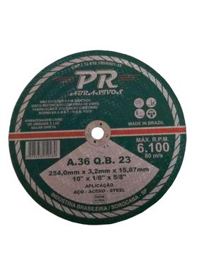 Disco-de-Corte-Icaper-A36-QB23-10-Polegadas-