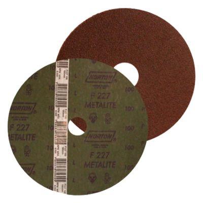 Disco-de-Lixa-Norton-F224-F227-Grao-60-4.1-2-Polegadas