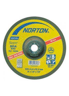 Disco-de-Desbaste-Maxi-Norton-BDA640-9-Polegadas