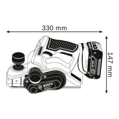 Plaina-Bosch-a-bateria-GHO-18V-LI