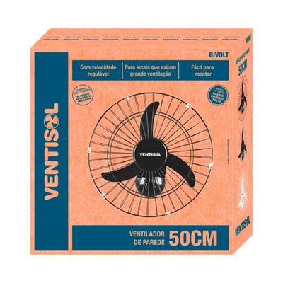 Ventilador-de-Parede-Ventisol-50cm-Oscilante-Preto