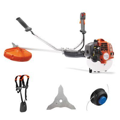 Kit-Rocadeira-Husqvarna-226R-com-Oleo-Lubrificante-e-Misturador