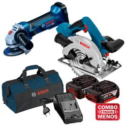 Kit-Bosch-Esmerilhadeira-Angular-GWS-18-125V-LI---Serra-Circular-GKS-18V-57