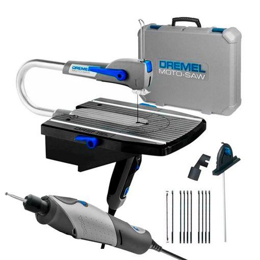 Kit-Moto-Saw-Dremel-2-em-1-com-Retifica-Dremel-Stylo--21-Acessorios-e-2-acoplamentos