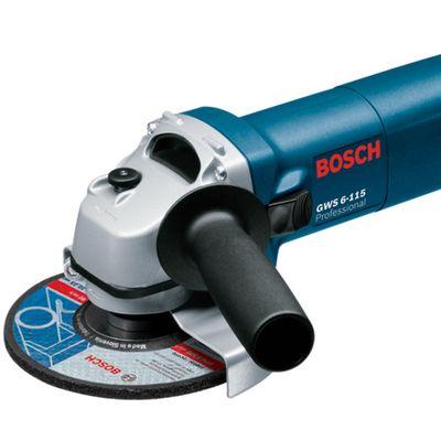 Kit-Esmerilhadeira-Bosch-GWS-6-115---10-Discos-de-Corte-Meteoro-4.1-2-Pol