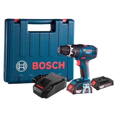 Parafusadeira-e-Furadeira-de-Impacto-Bosch-GSB-18V-LI-com-Maleta