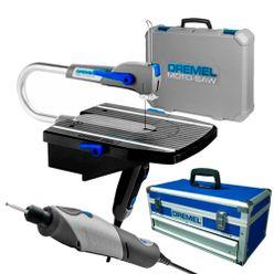 Kit-Moto-Saw-Dremel-2-em-1-com-Retifica-Dremel-Stylo--21-Acessorios-e-2-acoplamentos-