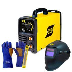 Maquina-de-Solda-Inversora-Esab-LHN-200i-Plus-com-Kit-Soldador