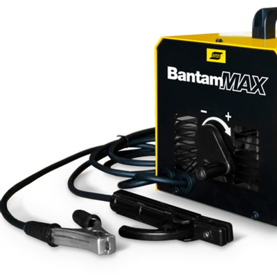 Maquina-de-Solda-Transformadora-Esab-Bantam-Max