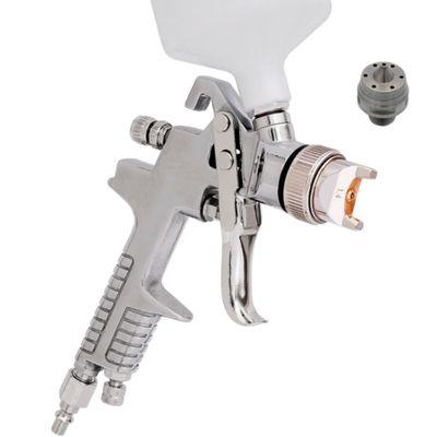 Kit-Pistola-de-Pintura-HVLP-Tipo-Gravidade-600-ML-com-2-unidades