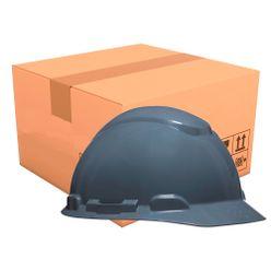 Kit Capacete de Segurança 3M H-700 aba frontal e Jugular com 10 Unidades