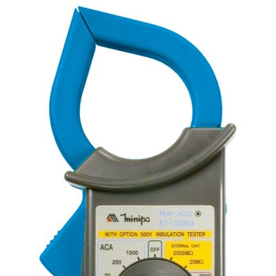 Alicate-Amperimetro-Minipa-Digital-ET-3200A-
