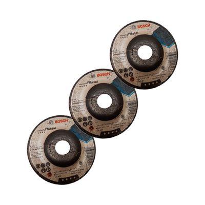 Kit Esmerilhadeira Bosch Angular GWS 850 4.1/2 Pol com 4 Discos