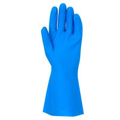 Luva-Nitrilica-Volk-sem-forro-Azul