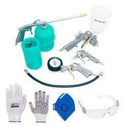 Jogo-de-Acessorios-Stels-para-Compressor-de-Ar-com-Kit-Protecao