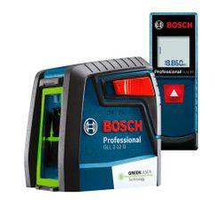 Kit-Nivel-a-Laser-Bosch-GLL-2-12G-com-Trena-Laser-GLM-20