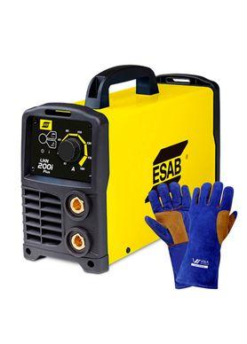 Kit-Maquina-de-Solda-Inversora-Esab-LHN-200i-Plus-e-Luva-Weld-Premium