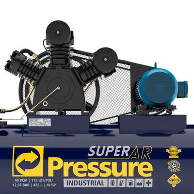 Compressor-de-Ar-Pressure-Super-Ar-40-pes-425-Litros