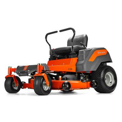Kit-Trator-Giro-Zero-Husqvarna-Z246-com-Rocadeira-Tekna-RL430AC-G2