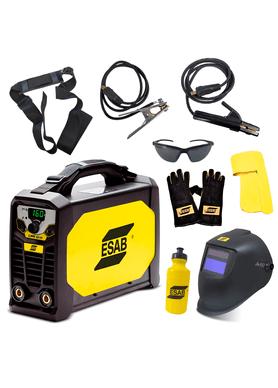 Maquina-de-Solda-Inversora-Esab-LHN-162I-DV-com-Mascara-e-Luva-Gratis-Brindes