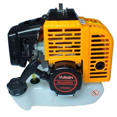 Kit-Rocadeira-a-Gasolina-Vulcan-VR430S-com-Oleo-Lubrificante-e-Misturador