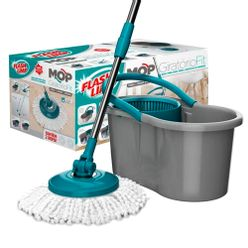 Esfregao-Mop-Giratorio-Fit-Flash-Limp-MOP5010-Limpeza-Pratica
