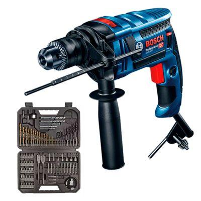 Furadeira-Bosch-de-Impacto-GSB-16-RE-750W-com-Kit-de-Acessorios-103-Pecas