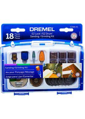 Kit-Acessorios-Dremel-EZ-686-para-Lixar-e-Desbastar-com-18-Pecas