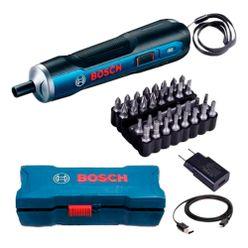 Parafusadeira-Bosch-GO-a-Bateria-36V-com-Kit-33-Bits-e-Maleta