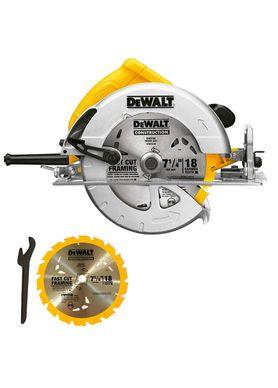 Serra-Circular-DeWalt-DWE575-B2-1.800W-7.14-Pol-com-Disco
